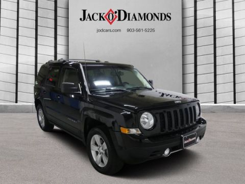 Pre-Owned 2015 Jeep Patriot Limited 4WD