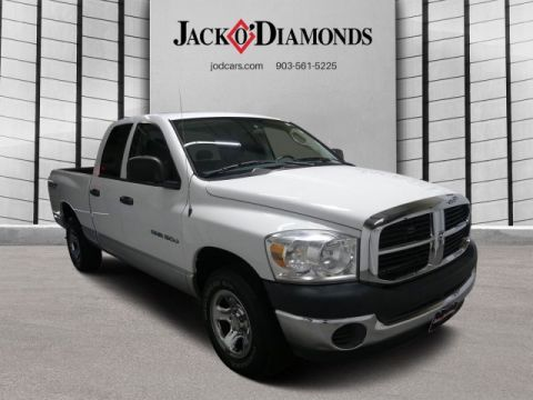 Pre-Owned 2007 Dodge Ram 1500 ST RWD Crew Cab Pickup
