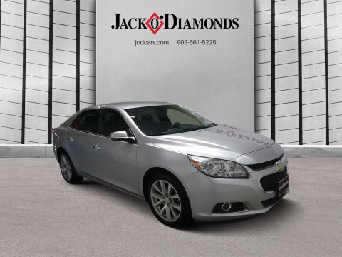 Pre-Owned 2016 Chevrolet Malibu Limited LTZ FWD 4dr Car