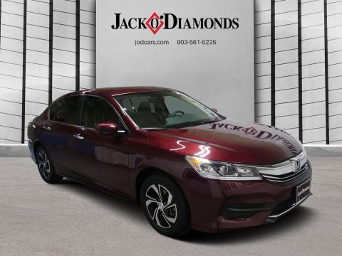 Pre-Owned 2016 Honda Accord Sedan LX FWD 4dr Car