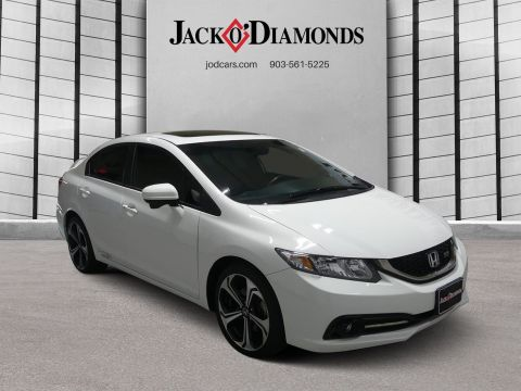 Pre-Owned 2015 Honda Civic Sedan Si FWD 4dr Car