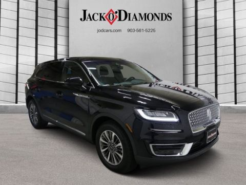 New 2019 Lincoln Nautilus Select with Navigation