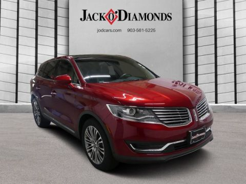 Pre-Owned 2016 Lincoln MKX Reserve with Navigation & AWD