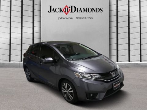 Pre-Owned 2015 Honda Fit EX-L FWD Hatchback