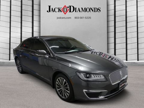 New 2019 Lincoln MKZ Reserve I with Navigation