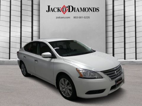 Pre-Owned 2013 Nissan Sentra SL FWD 4dr Car