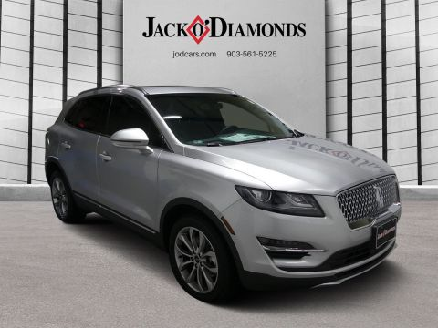 New 2019 Lincoln MKC Select FWD Sport Utility