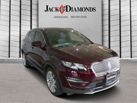New 2019 Lincoln MKC Reserve FWD Sport Utility