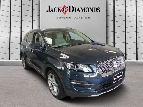 New 2019 Lincoln MKC Reserve AWD