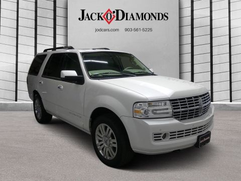 Pre-Owned 2012 Lincoln Navigator 4DR 2WD with Navigation