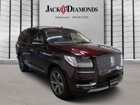 New 2019 Lincoln Navigator Select with Navigation