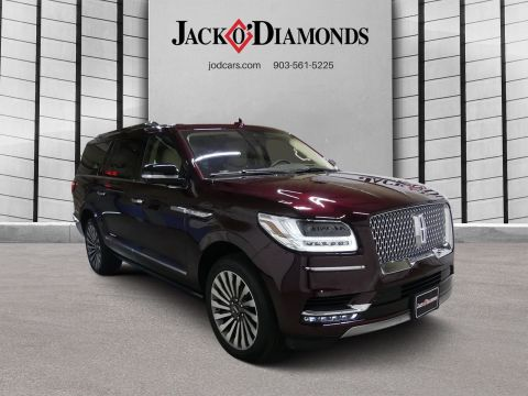 New 2019 Lincoln Navigator L Reserve with Navigation & 4WD