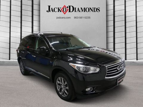 Pre-Owned 2015 INFINITI QX60 Base AWD