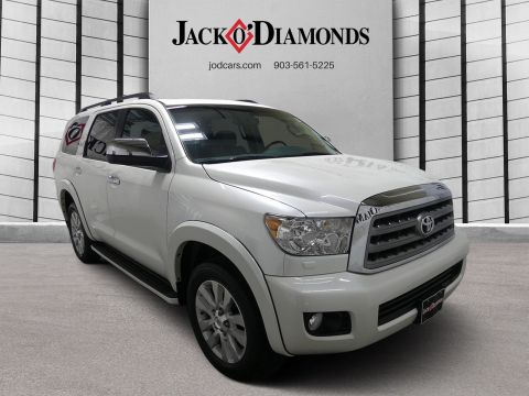Pre-Owned 2016 Toyota Sequoia Platinum RWD Sport Utility