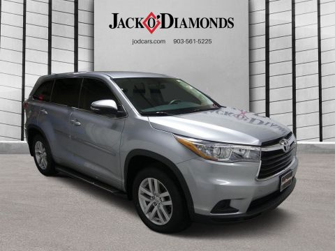 Pre-Owned 2015 Toyota Highlander LE FWD Sport Utility