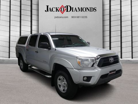 Pre-Owned 2012 Toyota Tacoma PreRunner RWD Double Cab