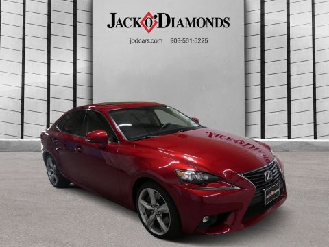Pre-Owned 2015 Lexus IS 350 4DR SDN RWD RWD 4dr Car