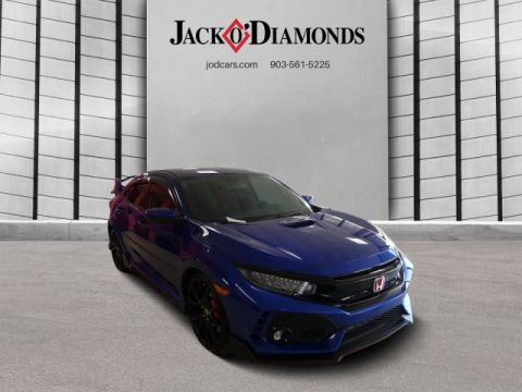 Pre-Owned 2017 Honda Civic Type R Touring with Navigation