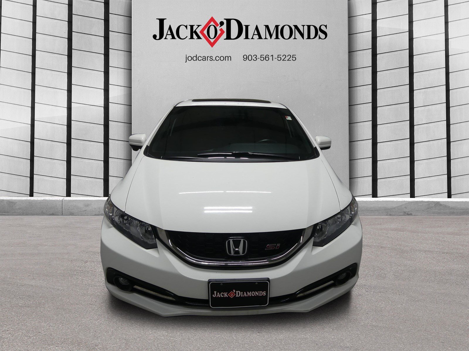 Pre-Owned 2015 Honda Civic Sedan Si