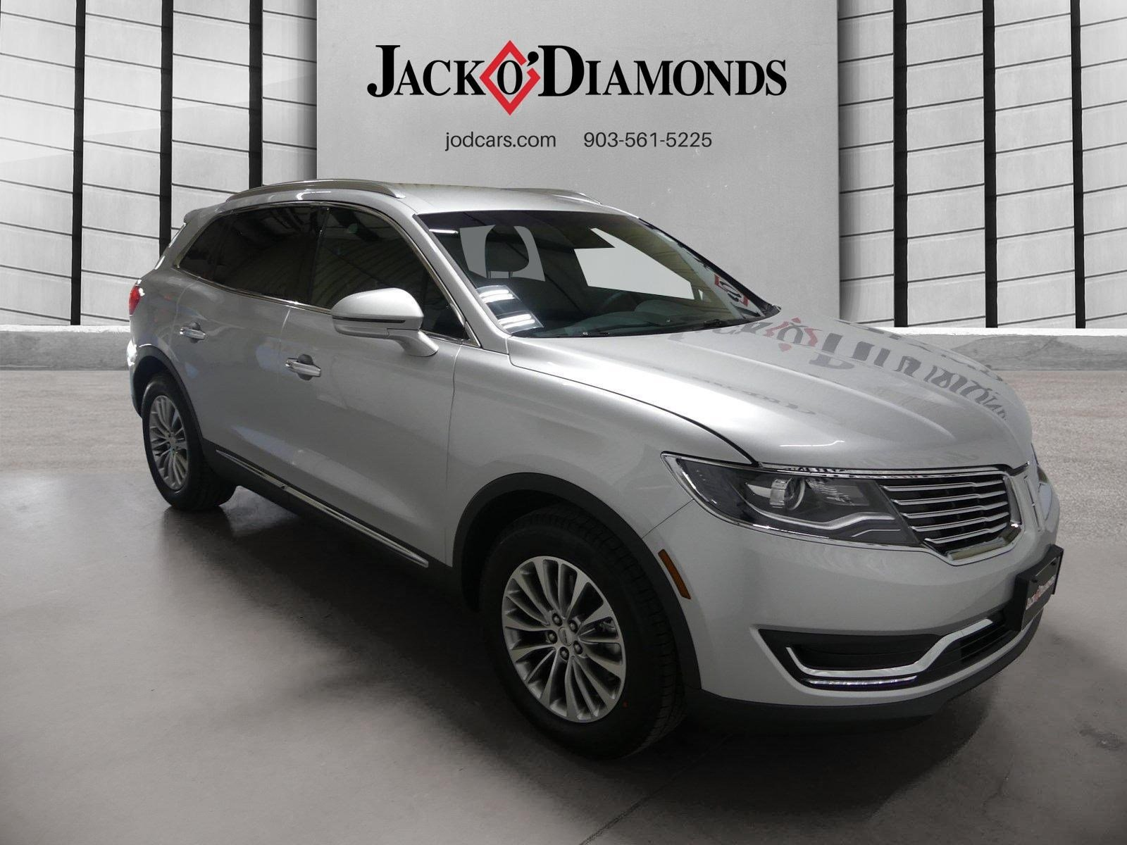new 2018 lincoln mkx select sport utility near tyler 18mx18 jack