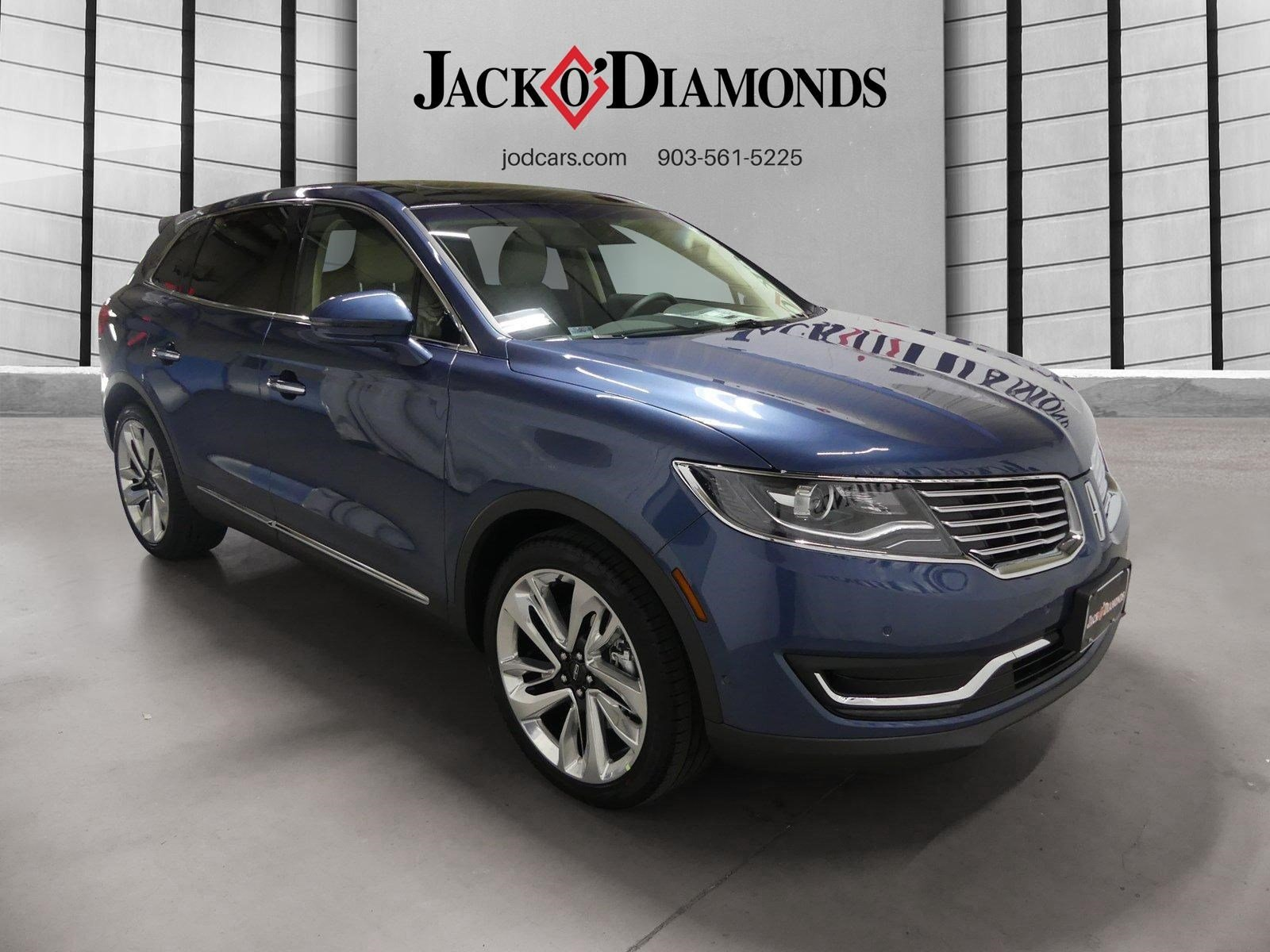new 2018 lincoln mkx reserve sport utility near tyler 18mx40 jack
