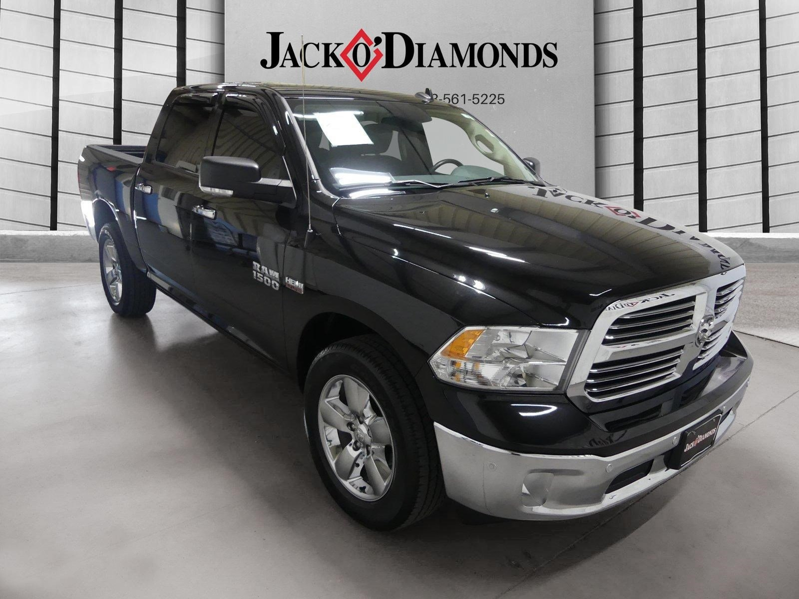 Pre Owned 2016 Ram 1500 Big Horn