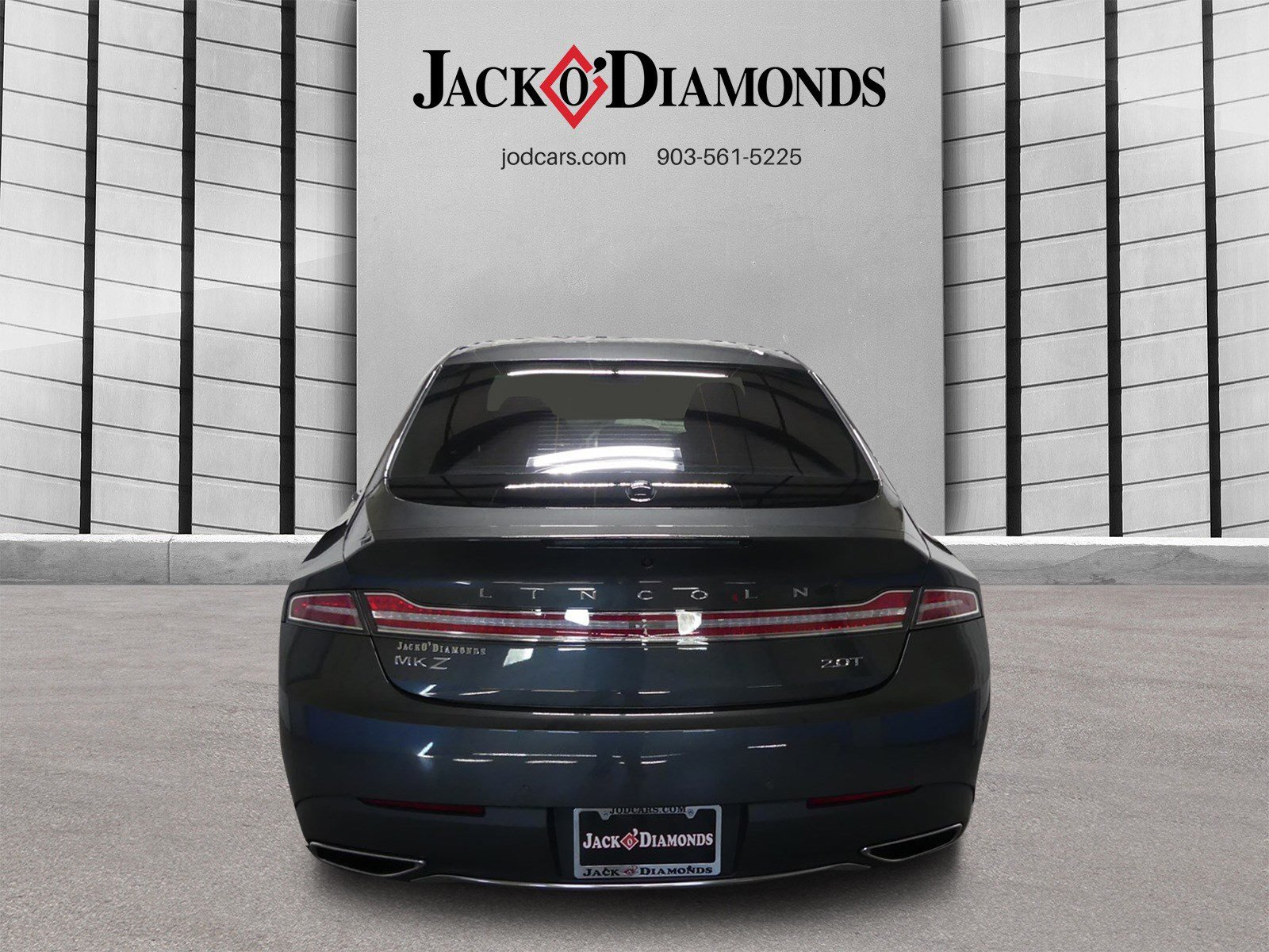 New 2019 Lincoln Mkz Reserve I 4dr Car Near Tyler 19mz5 Jack O