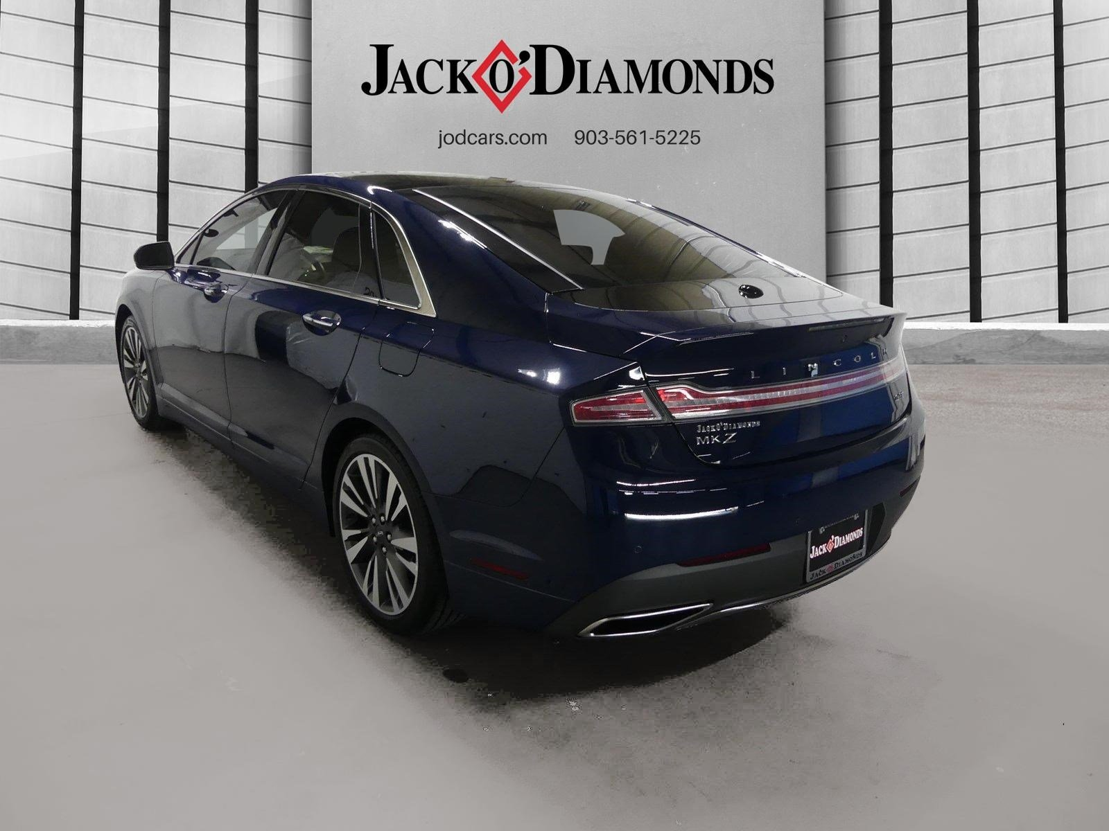 New 2018 Lincoln Mkz Reserve 4dr Car Near Tyler 18mz12 Jack O