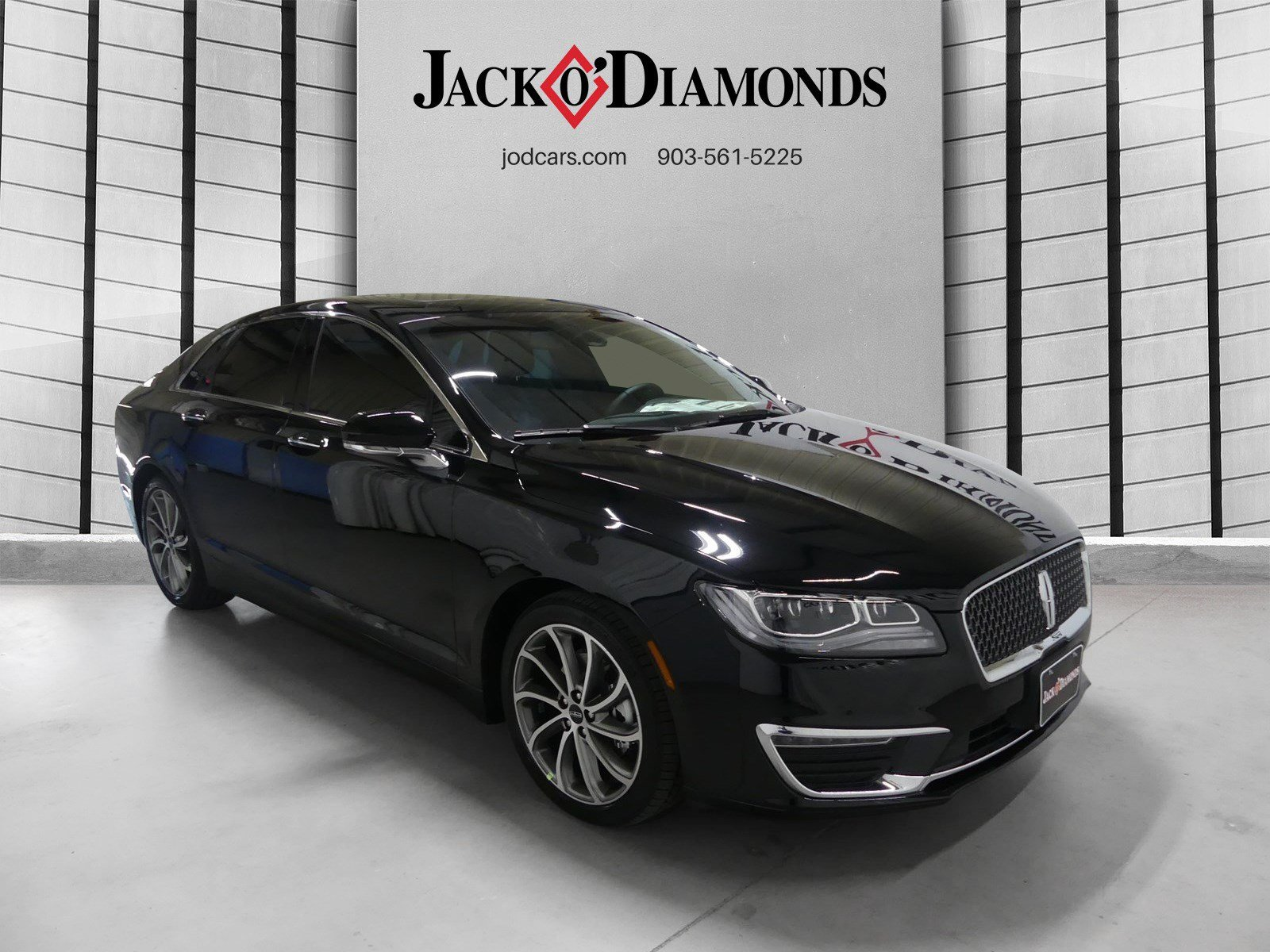 New 2018 Lincoln Mkz Reserve 4dr Car Near Tyler 18mz15 Jack O