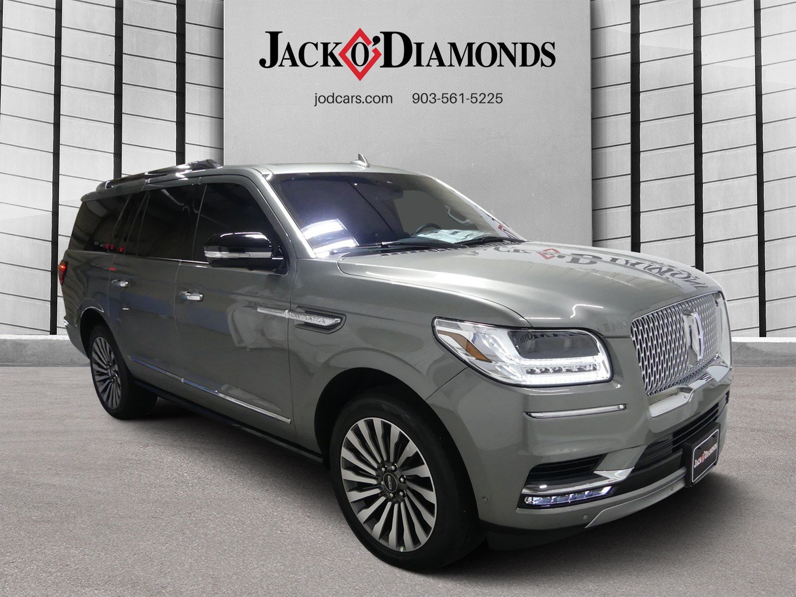 New 2019 Lincoln Navigator L Reserve With Navigation 4wd