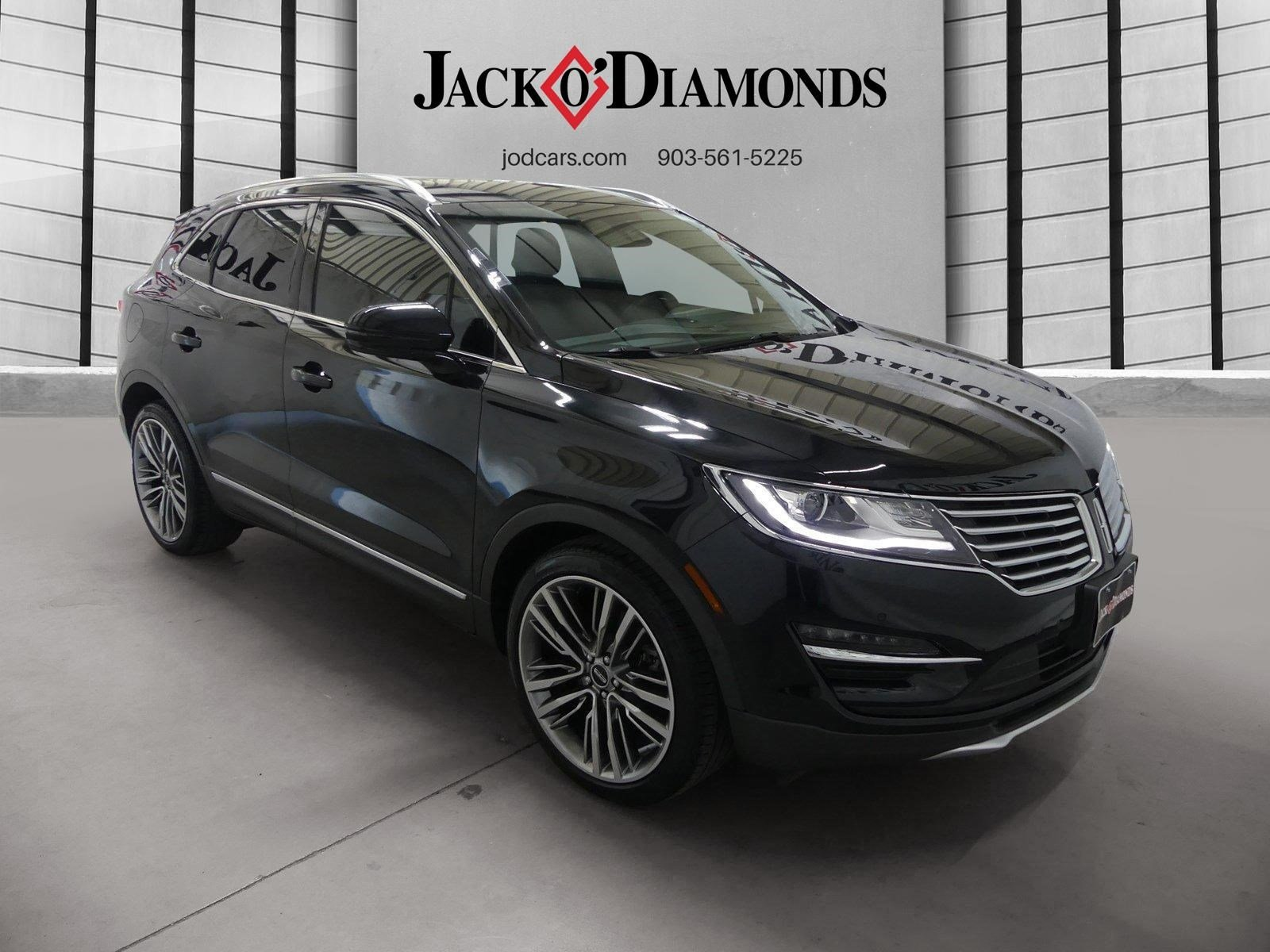 Pre-Owned 2015 Lincoln MKC 4DR AWD Sport Utility near Tyler #AP4322 ...