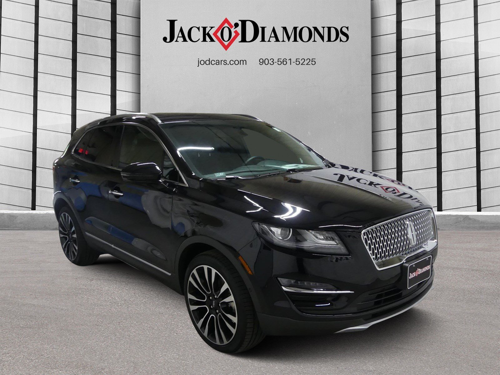 New 2019 Lincoln MKC Reserve Sport Utility near Tyler  19MC4  37a171b49f